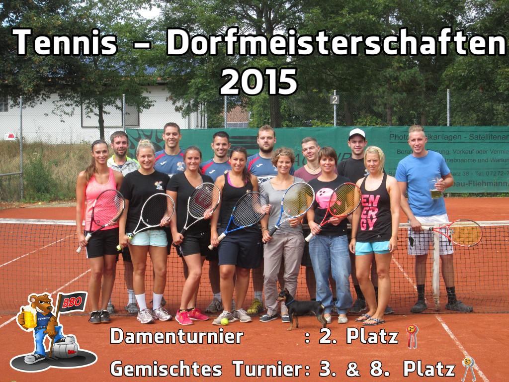 BBO tennis Dorfmeisterschaften