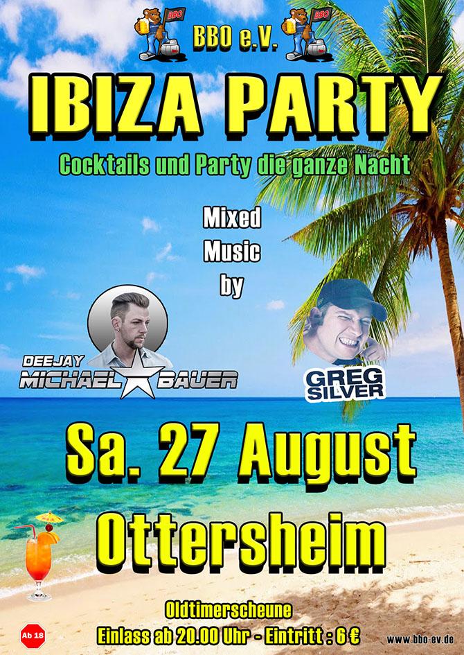 BBO Ibizaparty Ottersheim