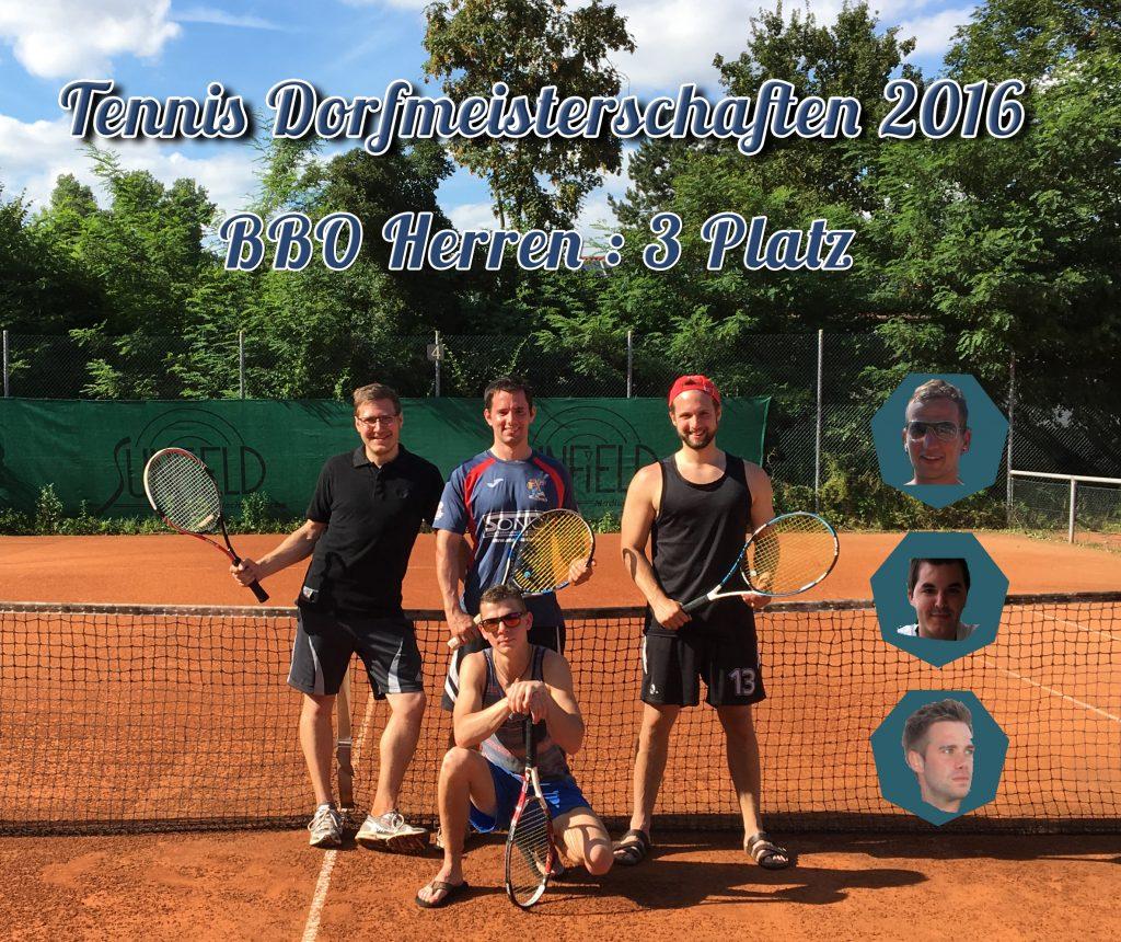 tennis herren 2016 bbo
